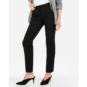 NWT Express Publicist Midrise Ankle Dress Pant